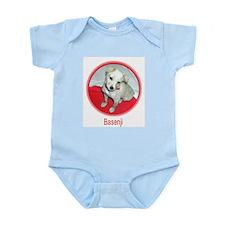 BASENJI PUPPY Infant Bodysuit