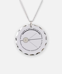 Voyager 1 Necklace
