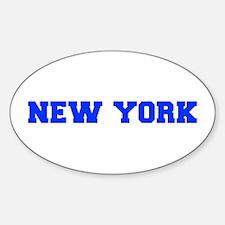new-york-fresh-blue Decal