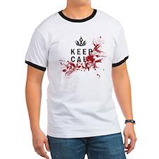 Keep Calm Bloody T