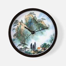 Funny Wall nature Wall Clock