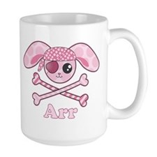 Pink Pirate Mugs