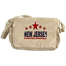 New Jersey Forever Durable Messenger Bag
