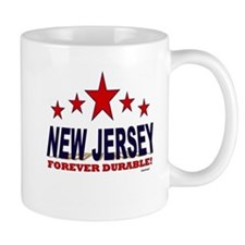 New Jersey Forever Durable Small Mug