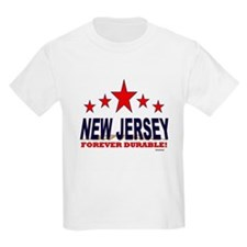 New Jersey Forever Durable T-Shirt
