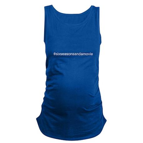 #SIXSEASONSANDAMOVIE Maternity Tank Top