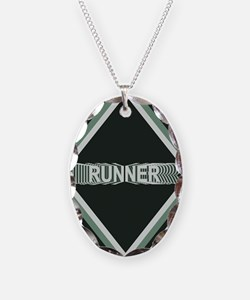 Runner Repeats Necklace