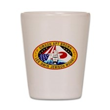 STS-47 Endeavour Shot Glass