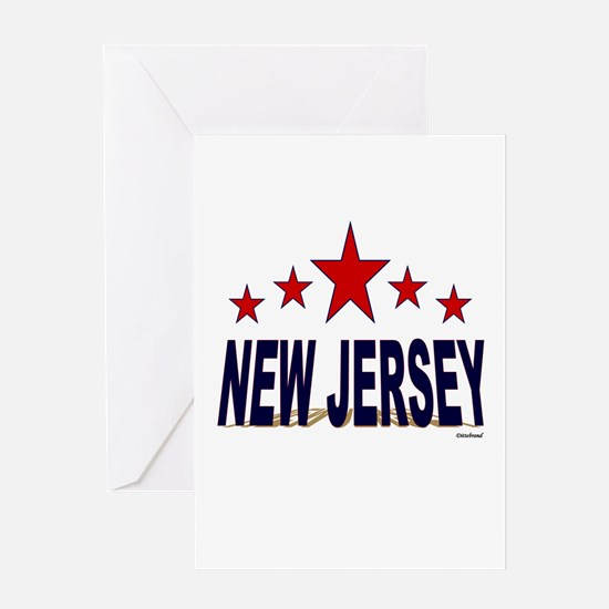 New Jersey Greeting Card