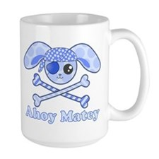 Cute Pirate Bunny Mug