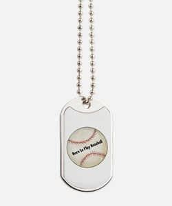 Baseball Dog Tags