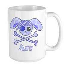 Cute Pirate Bunny Mug