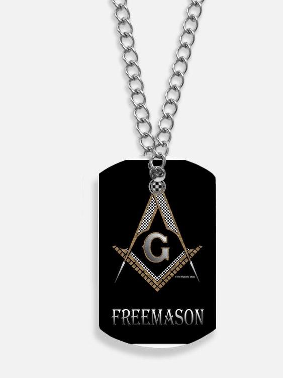 Freemasons Dog Tags
