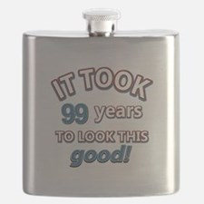 It took 99 years to look this good Flask