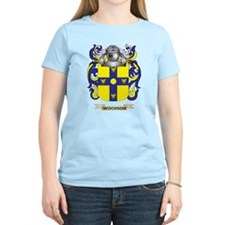 Woodson Family Crest (Coat of Arms) T-Shirt