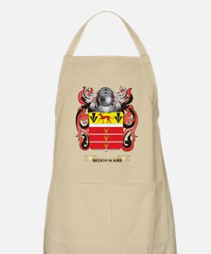 Woodward Family Crest (Coat of Arms) Apron