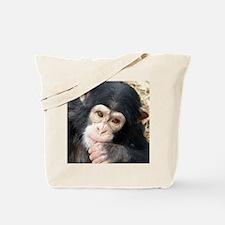 Cute Chimp Tote Bag