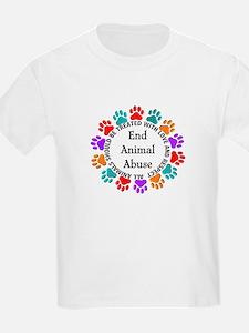 End Animal Abuse T-Shirt
