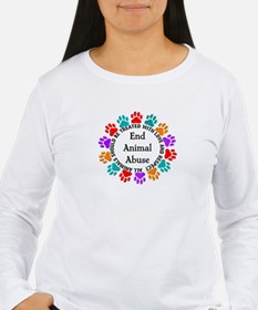 End Animal Abuse T-Shirt