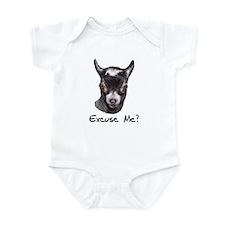 Pygmy Goat Excuse me? Onesie