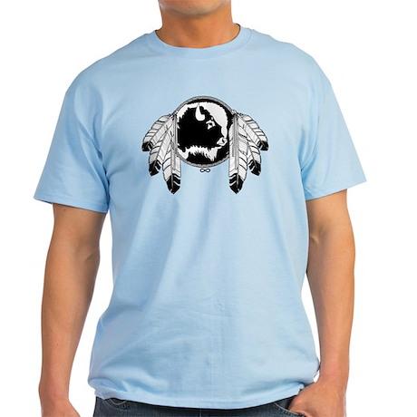First Nation Art T-Shirt Wildlife Native Art