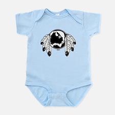 Native Art Infant Baby Jumper Bodysuit