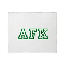 design Throw Blanket