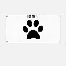 got mutt? Banner