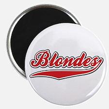 """Blondes 2.25"""" Magnet (100 pack)"""
