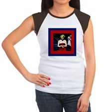 1950 - Women's Cap Sleeve T-Shirt