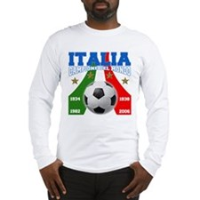 Italia Campione del Mondo Long Sleeve T-Shirt
