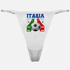 Italia Campione del Mondo Classic Thong