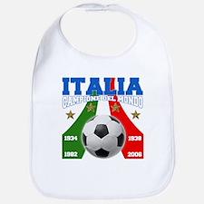 Italia Campione del Mondo Bib
