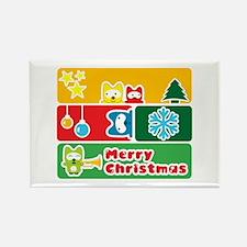 Astro's December Rectangle Magnet