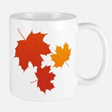 Autumn Leaves Mugs