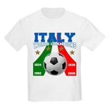 Italy World Champions  Kids T-Shirt