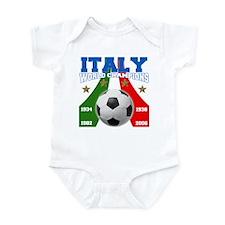 Italy World Champions  Infant Bodysuit