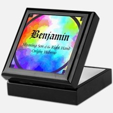 Benjamin Keepsake Box
