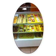 IFFM Bright Donut Store Decal