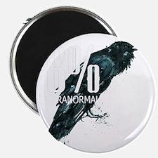 transp bg _our crow_logo Magnet
