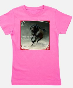 Four feet move your soul Girl's Tee