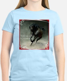 Four feet move your soul T-Shirt