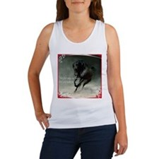 Four feet move your soul Tank Top