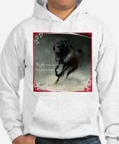 Four feet move your soul Hoodie