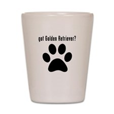 got Golden Retriever? Shot Glass