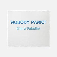 Paladin Throw Blanket