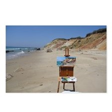 Gay Head Beach Marthas Vineyard Postcards Pkg of 8