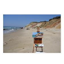 Gay Head Beach Marthas Vineyard Postcards Pkg of 8