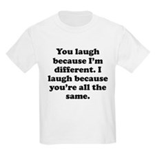 Im Different T-Shirt