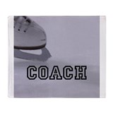 Figure skating coach Blankets